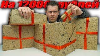 Проверка сюрприз бокс - обман и развод! Заказ на 12 тысяч!