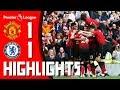 Highlights | Manchester United 1-1 Chelsea | Premier League