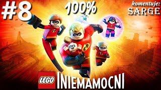 Zagrajmy w LEGO Iniemamocni [PS4 Pro] odc. 8 - Płonący hotel