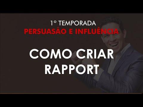 Rapport -  A Arte Secreta Dos Mestres Da Persuasão | Mais Persuasão | Edson Oliveira