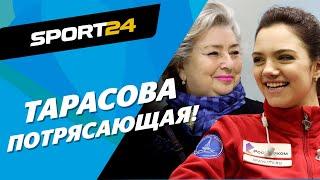 Медведева о подготовке к новому сезону Татьяне Тарасовой и Брайане Орсере