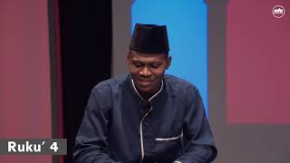 Part 28 Holy Qur'an   #Ramadan2020   Hafiz Shamsudeen Ojo   تلاوتِ قرآن مجید