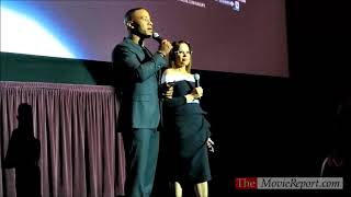 BREAKTHROUGH Premiere Introduction By DeVon Franklin & Roxann Dawson - April 11, 2019