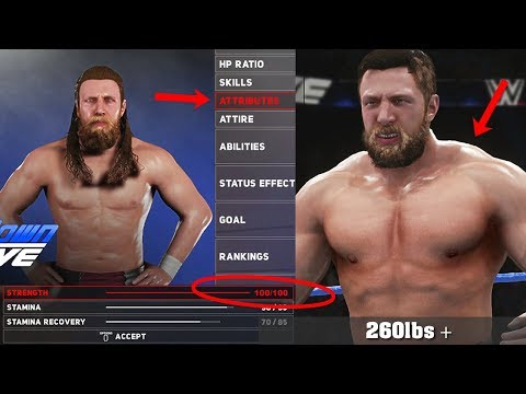 WWE 2K18 - What Happens if Daniel Bryan Becomes a POWERHOUSE in WWE 2K18 Universe?
