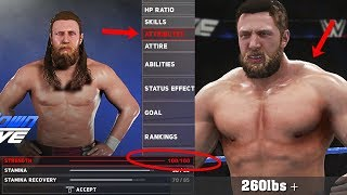 WWE 2K18 - What Happens if Daniel Bryan Becomes a POWERHOUSE in WWE 2K18 Universe? thumbnail