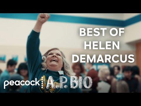 The Best of Paula Pell As Helen DeMarcus (Season 1 & 2) | A.P. Bio