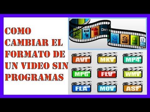 ✅-como-cambiar-o-convertir-el-formato-de-un-video-sin-programas---2020