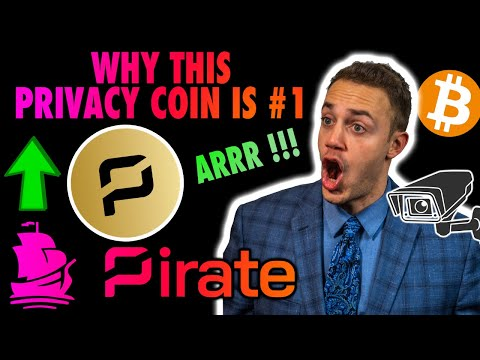 Pirate Chain (ARRR) Price Prediction 2021 | TOP PRIVACY COIN
