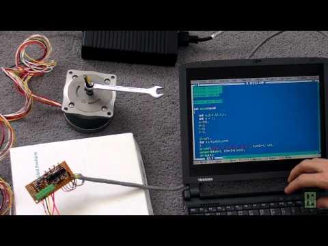 Arduino Playground - DirectionalMotorControlWithAL293D