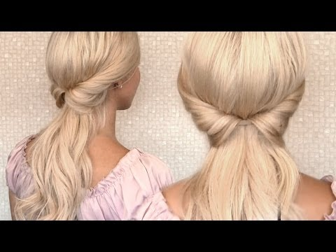 Dashboard video lilith moon fr tuto coiffure headband pour tous les jours soir e mariage - Coiffure pour soiree ...