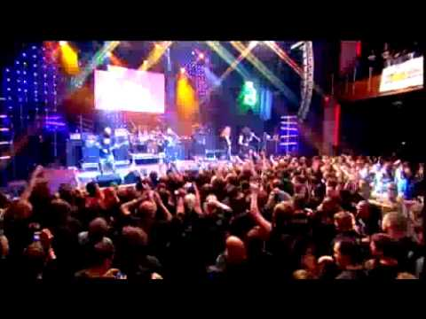 Metal Sanaz host the Metal Hammer Golden Gods Awards - Part 1