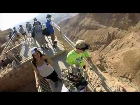 Taglit Birthright Israel Outdoors Summer 2015 - Bus 249! - AfterMovie