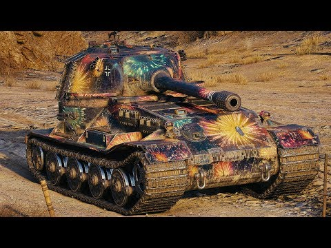 World of Tanks VK 72.01 (K) - 7 Kills 11,5K Damage thumbnail