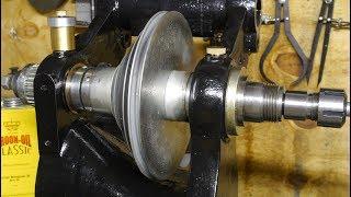 The strangest  lathe spindle problem ever