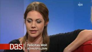 Felicitas Woll DAS interview november 2009