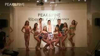 PEAK&PINE2015水着ファッションショー 水着ブランド【PEAK&PINE/ピークアンドパイン】【Defilious/デフィリアス】【Riberce/リベーチェ】メンズ水着【Defilious.Homme/デ ...