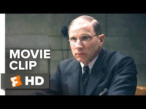 Allied Movie CLIP - V Section (2016) - Brad Pitt Movie