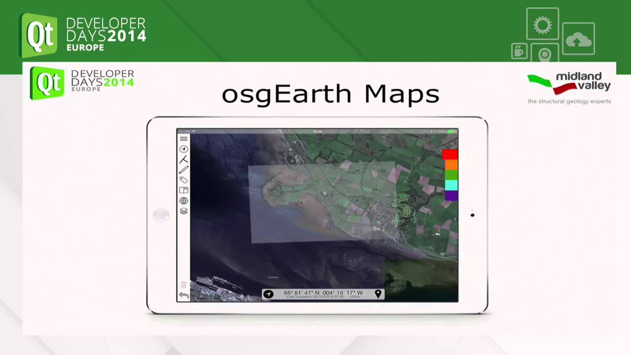 QtDD14 - Display Map data in QML apps - Mike Krus