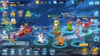 Digital Master Adventure: Magnamon!!! CN Server! New Digimon