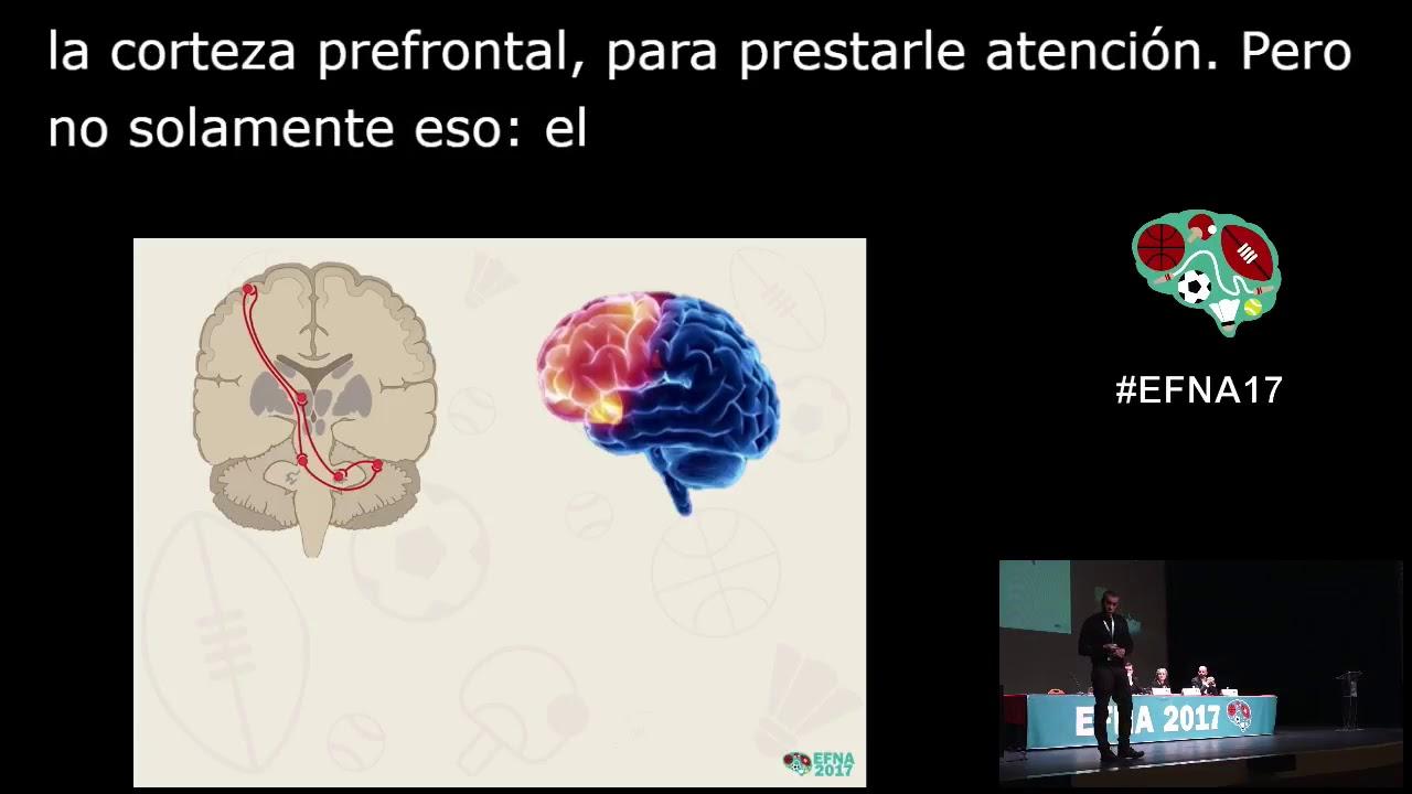VIDEO.- Ejercicio coordinativo y funciones cognitivas
