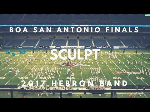 2017 Hebron Band | Sculpt | BOA San Antonio Finals