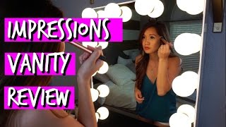 Impressions Vanity Mirror Hollywood Glow XL Review | July 2016