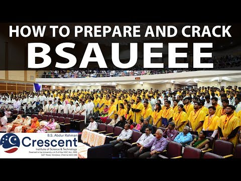 How to Prepare and Crack BSAUEEE?