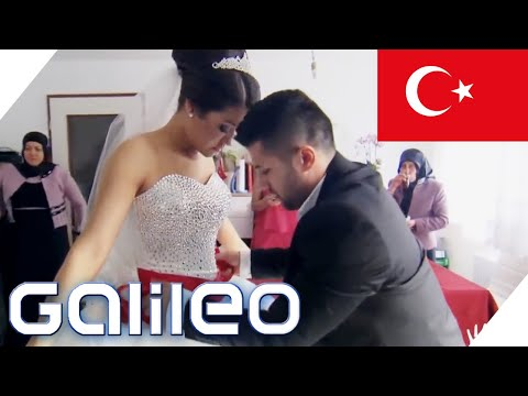 Türkische Hochzeit | Galileo | ProSieben