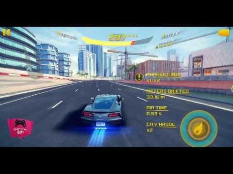 Asphalt 8 Chevrolet Corvette C7 - Season 9 Beyond Max Upgrade (Dubai) Gameplay 368