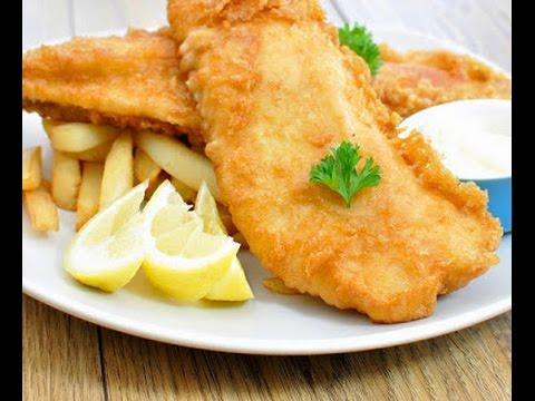 Жаренная рыба в кляре - нежнее нежного без регистрации и смс