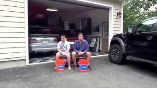PITARD ALS Ice Bucket Challenge - Nominated by Norm Abram