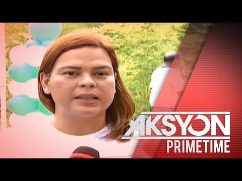 'Siya ang nagda-drama.' - Mayor Sara