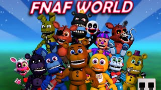 FNaF World OST - Battle Theme (Extended)