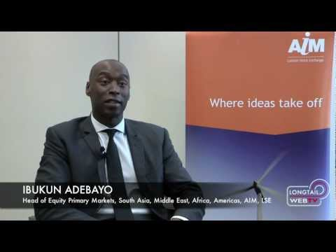 Interview with Ibukun Adebayo of AIM
