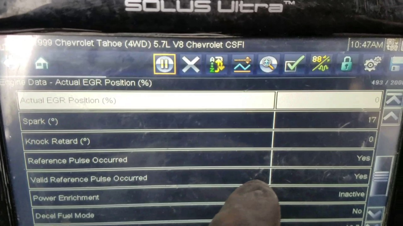 p1345 chevy 5 7l part 1 cam crank correlation [ 1280 x 720 Pixel ]