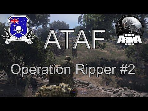 [ATAF] Operation Ripper #2 - ARMA 3 Australian Milsim Unit.