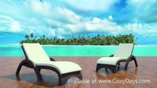 Wickerlook Outdoor Patio Furniture - Cozydays