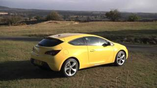 Vauxhall Astra GTC road test review