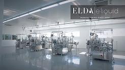 Elda e-liquid machines