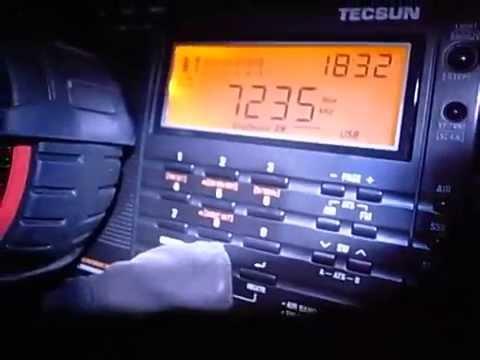 6115kHz Radio Congo and so on (18:10UTC, Nov 12, 2014)