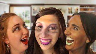 Holiday Makeup Challenge
