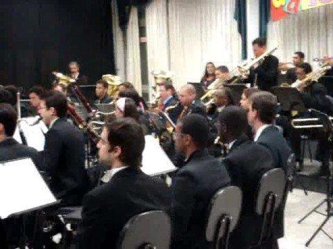 Banda Sinfônica De Cubatão - Jonny Quest