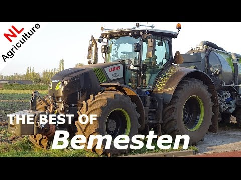 The Best Of ● Bemesten 2019 ● Injecting Slurry ● Gülleeinarbeitung ● Spreading Manure.