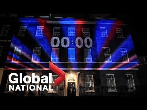 Global National: Jan. 31, 2020 | Brexit becomes official