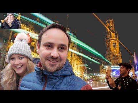 In Bruges: The Vlog.
