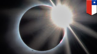 Total solar eclipse to be visible from Chile on July 2 - TomoNews