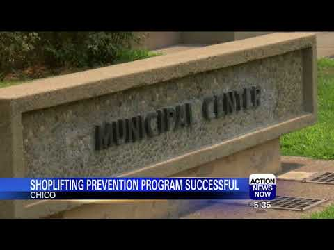 Chico PD: Shoplifting Prevention Program is Successful