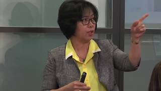 Glenda Bonifacio- Gender & Labour Market Post-Disaster
