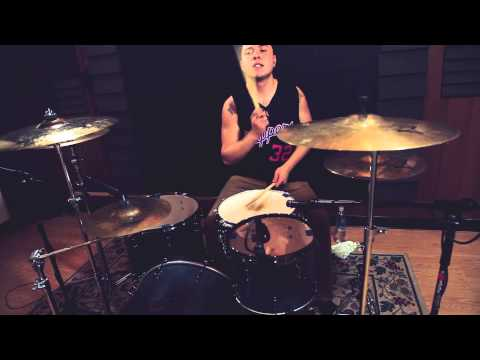 bruno-mars---locked-out-of-heaven-(drum-cover)
