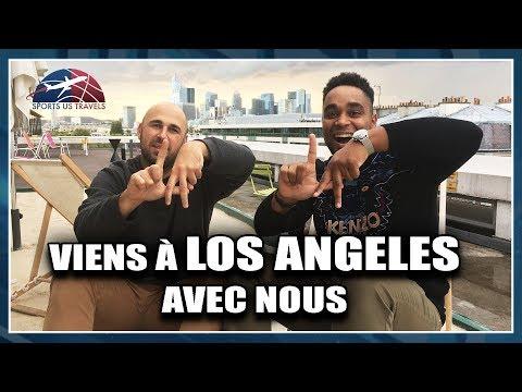 VIENS À LOS ANGELES AVEC NOUS
